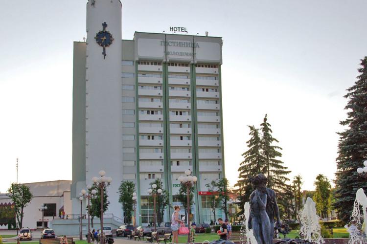 Гостиница Молодечно